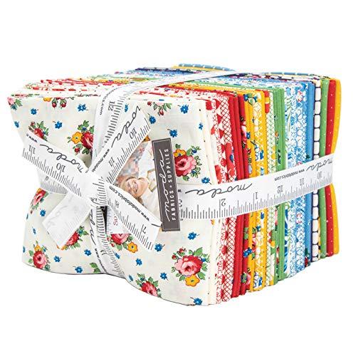 American Jane Sweet Harmony 27 Fat Quarters 3 Panels Moda Fabrics 21750AB