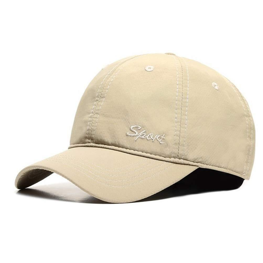 BKILF Gorra de Beisbol Hombres Cabeza Grande Sombreros para el Sol ...
