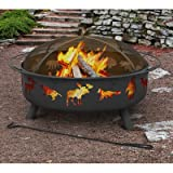 Cheap Super Sky Wildlife Fire Pit