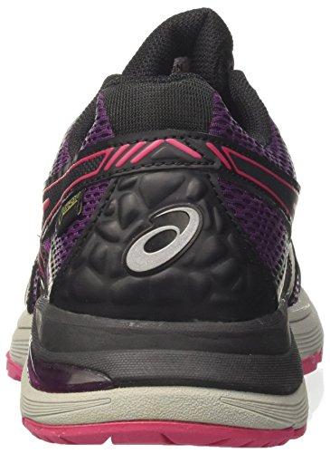 Prune TX Pulse Running Gel Donna G Multicolore Asics Scarpe 9 Pink Black Cosmo IzwUq