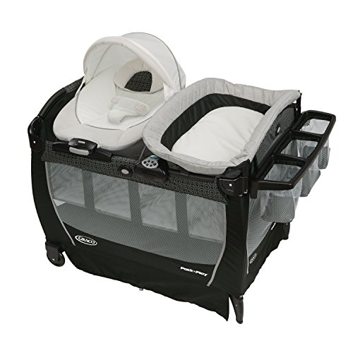 Graco Pack 'n Play Play Yard Snuggle Suite LX - Pierce
