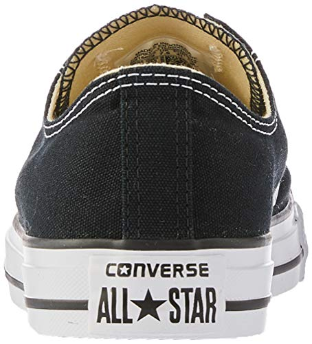 Nero Sneakers Adulto Converse Unisex M9166 bianco wvngH55Iqf