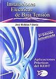 img - for Instalaciones Electricas Baja Tension, 2  Edicion (Spanish Edition) book / textbook / text book