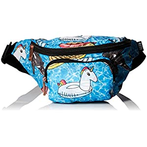 neff Men's Daily Waistpack-Stylish Fannypack, Pool Party, One Size