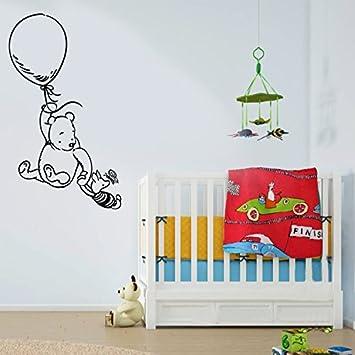 HomeDecor69 Classic Winnie the Pooth & Ballon, Winnie Pooh ...