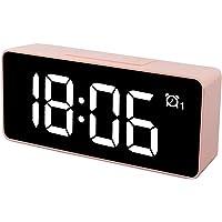 CHEREEKI Reloj Despertador Digital, Despertadores Digitales LED