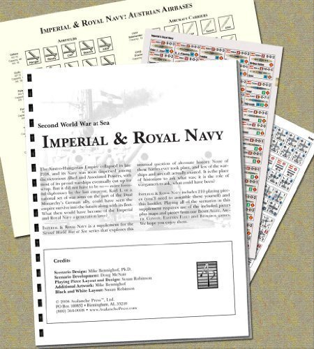 APL: Imperial & Royal Navy Scenario Kit  2nd Editionの商品画像