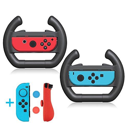 Joy Con Steering Wheels Joycon Nintendo product image