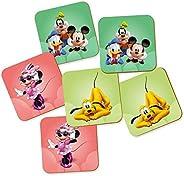 Jogo da Memória Disney Jr Brinquedos Estrela