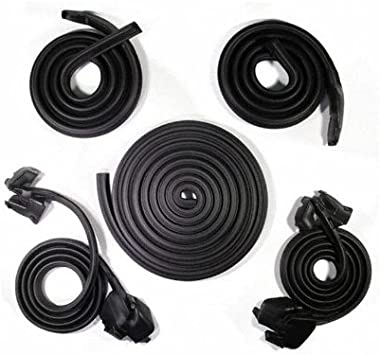 Metro Moulded RKB 2001-105 SUPERsoft Body Seal Kit