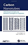 Carbon Nanotubes: Theoretical Concepts and Research Strategies for Engineers 1st edition by Haghi, A. K., Thomas, Sabu (2015) Hardcover