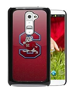 NCAA South Carolina State Bulldogs 2 Black Popular Custom Design LG G2 Phone Case