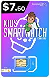 SiM Card for Kids SMARTWATCH | 3 in 1 SIM Card | GSM 2G 3G 4G LTE - Kids Smartwatch and Wearables