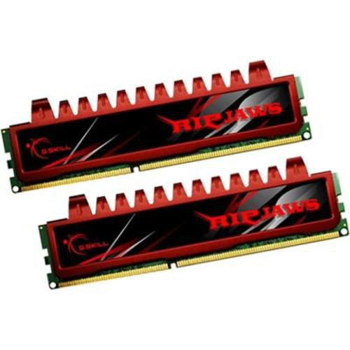 Kit de Memoria Ripjaws 2X2Gb 240P D3 1600 PC3 12800, G.SKILL, F3-12800CL9D-4GBRL, 4 Gb