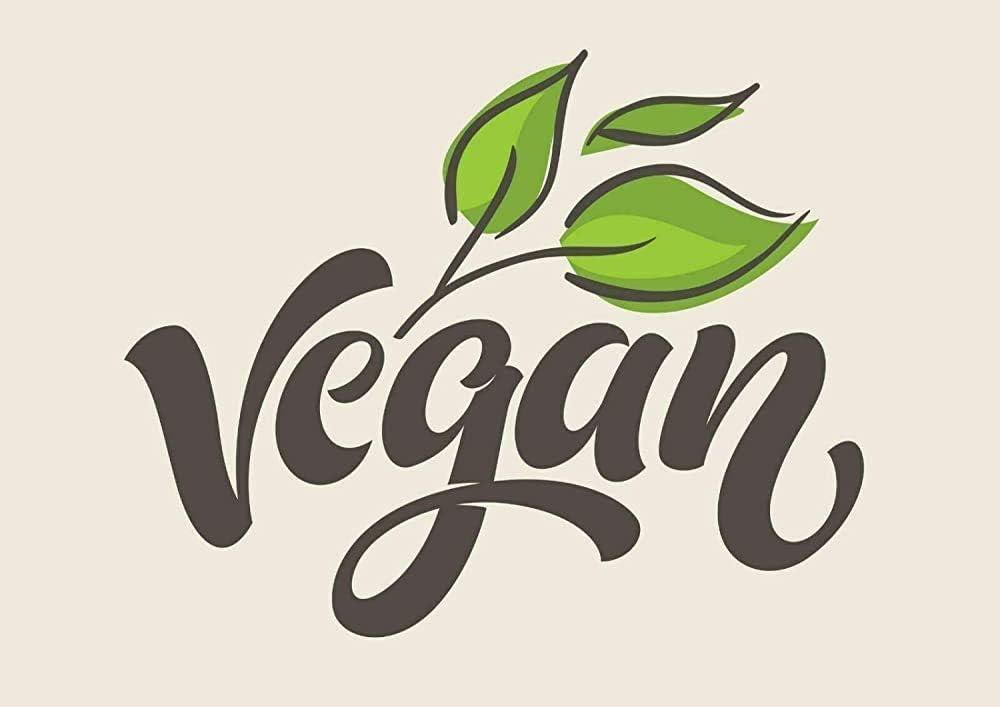 DKISEE Awesome Vegan Vegetarian Healthy Food Metal Wall Poster Tin Sign Vintage BBQ Restaurant Dinner Room Cafe Shop Decor 8