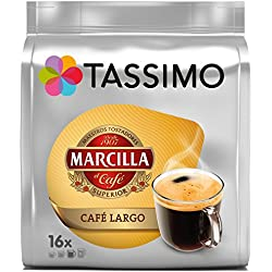 Tassimo Marcilla Café Largo (16 servings)