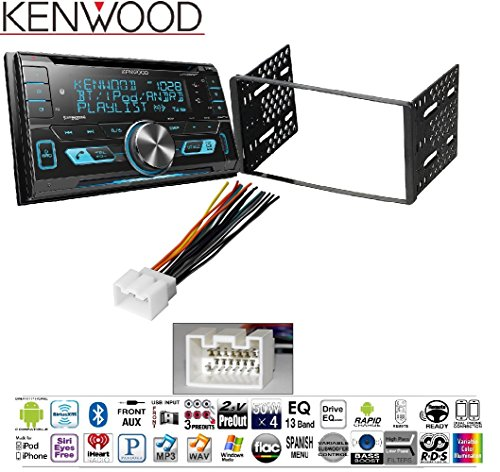 Kenwood Excelon DPX793BH Double Din CD Receiver with Built i