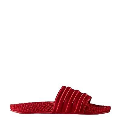 Adilette Taille47 Tongs Rougenoiror Adidas Adidas Tongs 8n0wvmNO