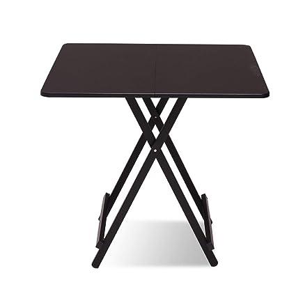CAIM-Tables de pique-nique Table Pliante en Bois Petite ...