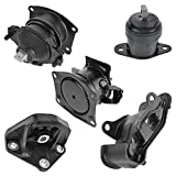 Engine Motor Transmission Mount Kit Set of 5 for 03-07 Honda Accord