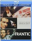 The Fugitive / Presumed Innocent / Frantic [Blu-ray]