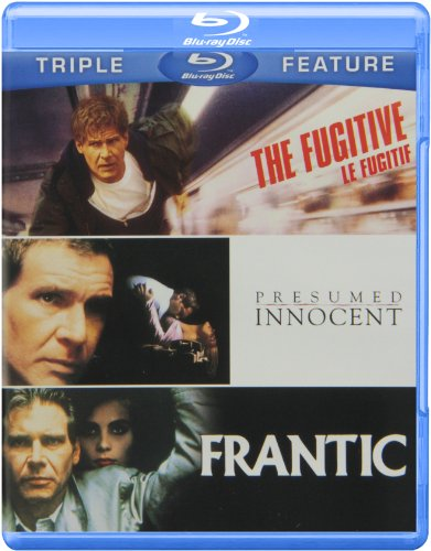 The Fugitive / Presumed Innocent / Frantic [Blu-ray]