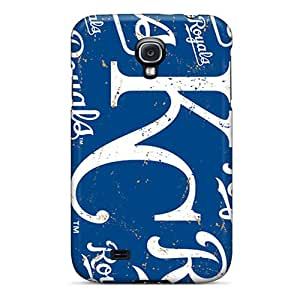High-quality Durability Case For Galaxy S4(kansas City Royals)