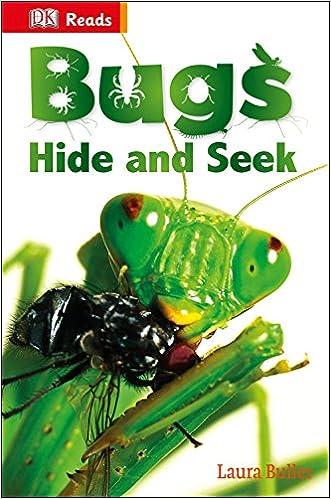 Bugs Hide and Seek (DK Reads Beginning To Read)