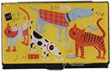 ACME Studios Cats & Dogs Business Card Case by Nancy Wolff (CNW03BC)