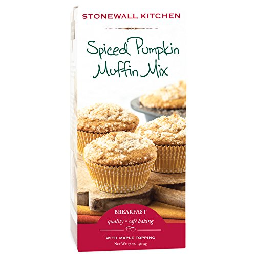 Stonewall Kitchen Muffin Mix, Spiced Pumpkin, 17 - Kitchen Stonewall Pumpkin