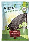 Food to Live Black Peppercorns, Whole Black Pepper, Kosher (5 Pounds)