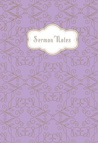 SERMON NOTES (FEMALE DESIGN) pdf epub