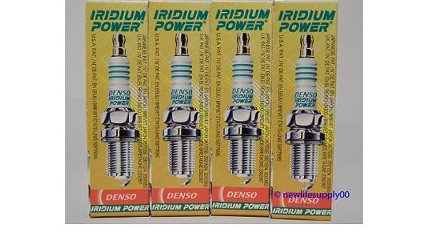 Amazon.com: DENSO # 5350 IRIDIUM Power Spark Plugs -- ITL20 ...