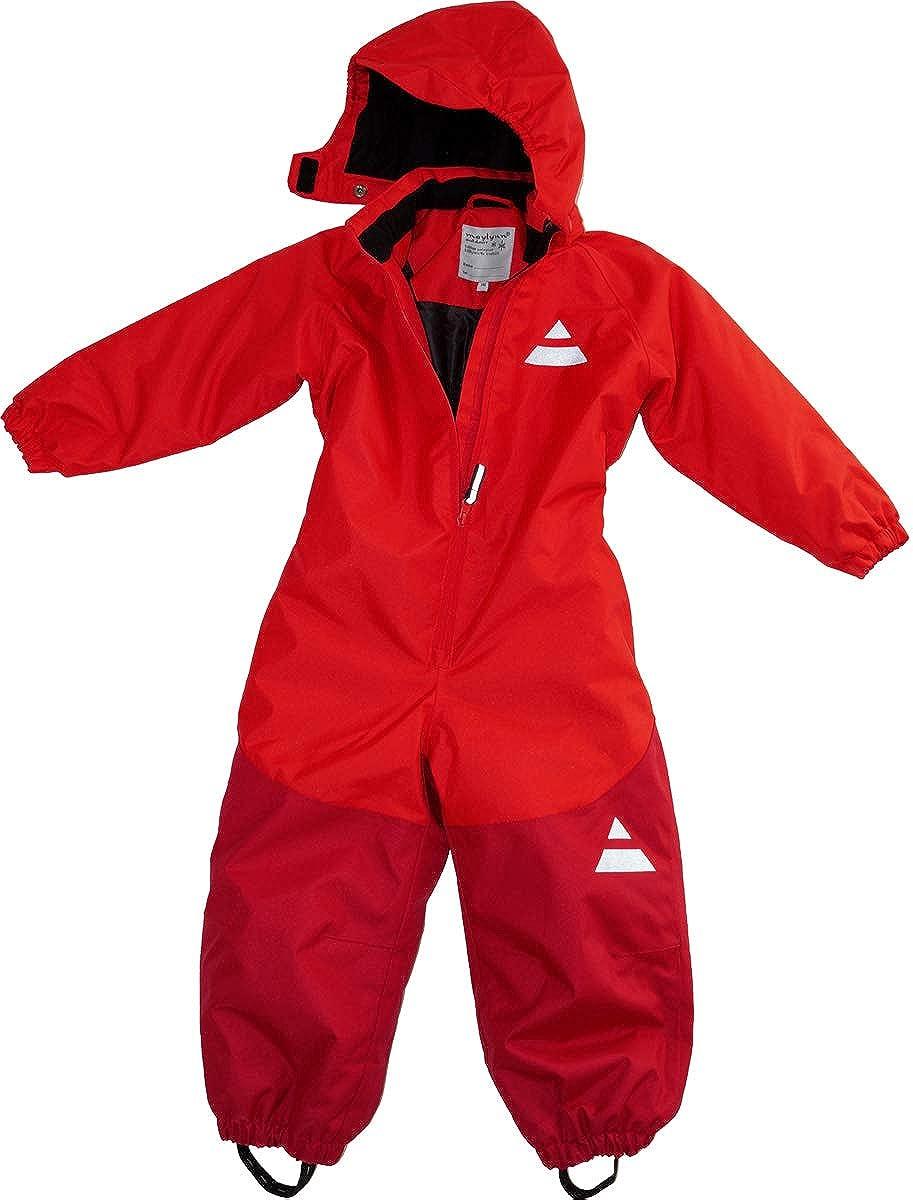 Maylynn Outdoor Schneeanzug rot atmungsaktiv wasserdicht 5000mm