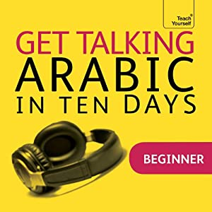 Get Talking Arabic in Ten Days Speech