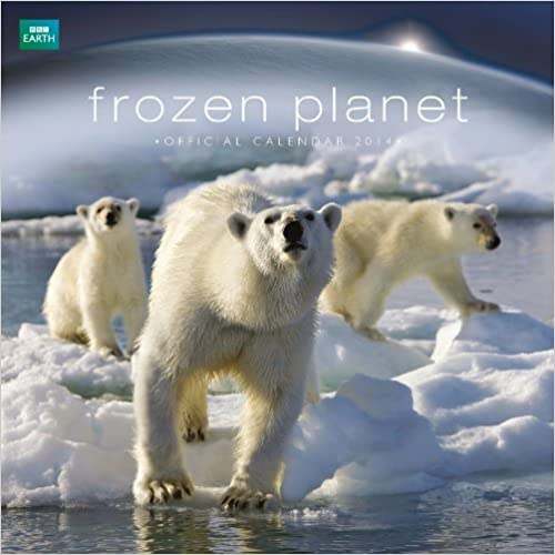 By Danilo - BBC EARTH - FROZEN PLANET 2014 CALENDAR
