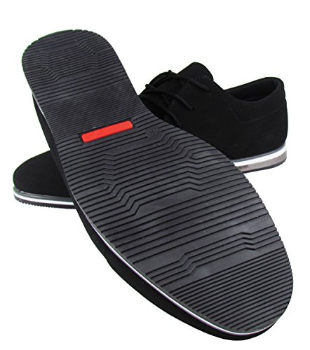 Schwarz Edition Samtoberfläche amp;Rich Herrenschuhe Sneaker Special Young Mehrfarbig 0w64aqxn