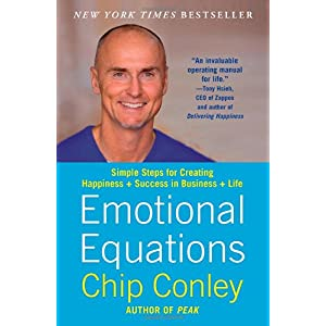 Learn more about the book, Emotional Equations: Simple Steps for Creating Happiness + Success in Business + Life