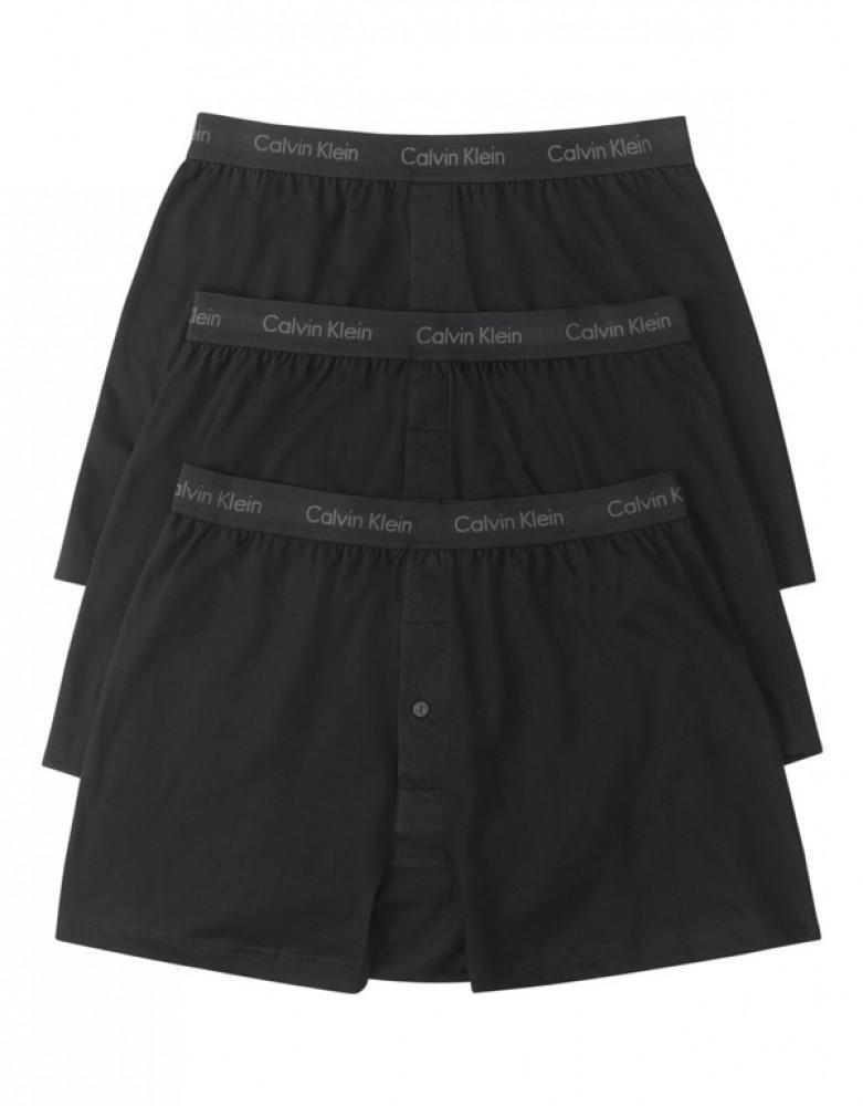 Calvin Klein Men's Cotton Classics Multipack Knit