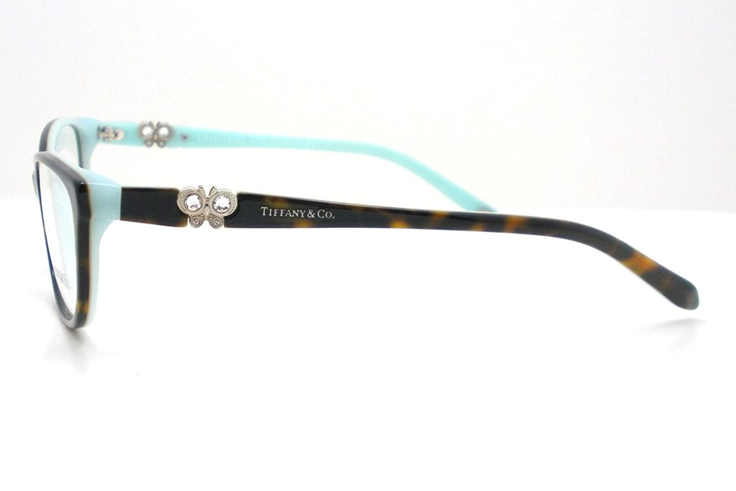 Amazon.com: Tiffany Tf2051b Cateye Crystals Butterfly Tortoise ...