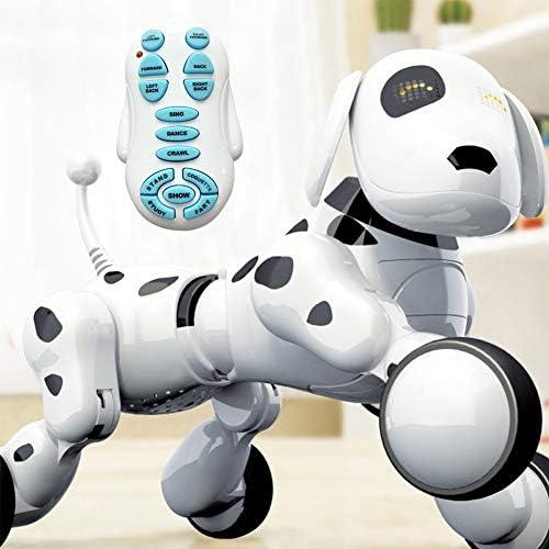 XLNB 2.4g Elektronisches Haustier Smart Robot Dog Dance Chat Kindergeburtstagsgeschenk Drahtloses Ferngesteuertes Spielzeug