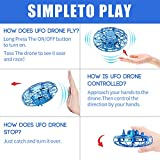 AERLANG Hand Operated Drones for Kids Or