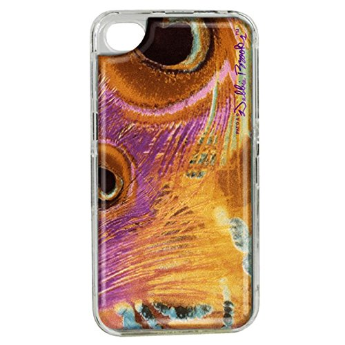 iPhone 6 Cover- Purple Peacock (Peacock Fancy Apples)