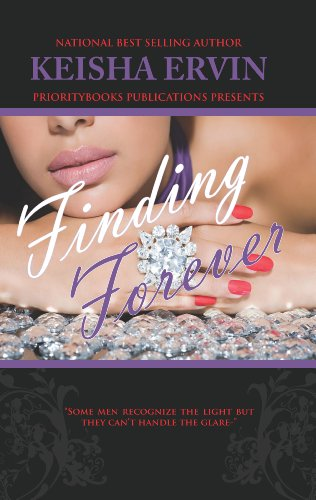book cover of Finding Forever