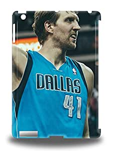 Premium Ipad NBA Dallas Mavericks Dirk Nowitzki #41 3D PC Case For Ipad Air Eco Friendly Packaging ( Custom Picture iPhone 6, iPhone 6 PLUS, iPhone 5, iPhone 5S, iPhone 5C, iPhone 4, iPhone 4S,Galaxy S6,Galaxy S5,Galaxy S4,Galaxy S3,Note 3,iPad Mini-Mini 2,iPad Air )