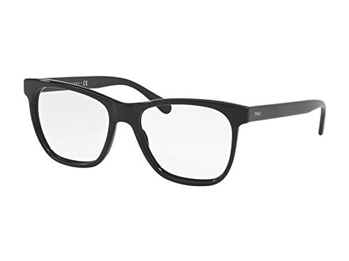 Polo Ralph Lauren 0PH2179, Monturas de Gafas para Hombre, Black, 55