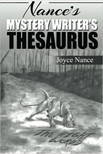 Nance's Mystery Writer's Thesaurus
