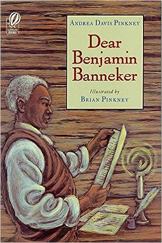 Lataa ilmaisia e-kirjoja, jotka ovat peräisin Amazonista Dear Benjamin Banneker B00SQLIYKS by Andrea Davis Pinkney PDF