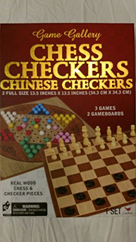 Game Gallery Chess Checkers Chinese
