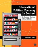 International Political Economy in Context, Andrew Carl Sobel, 1608717119